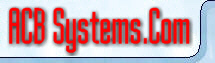 ACB Systems.Com Header